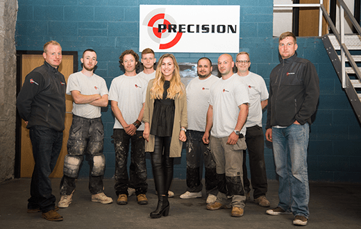 Precision-Basements-&-Damp-Proofing-Team