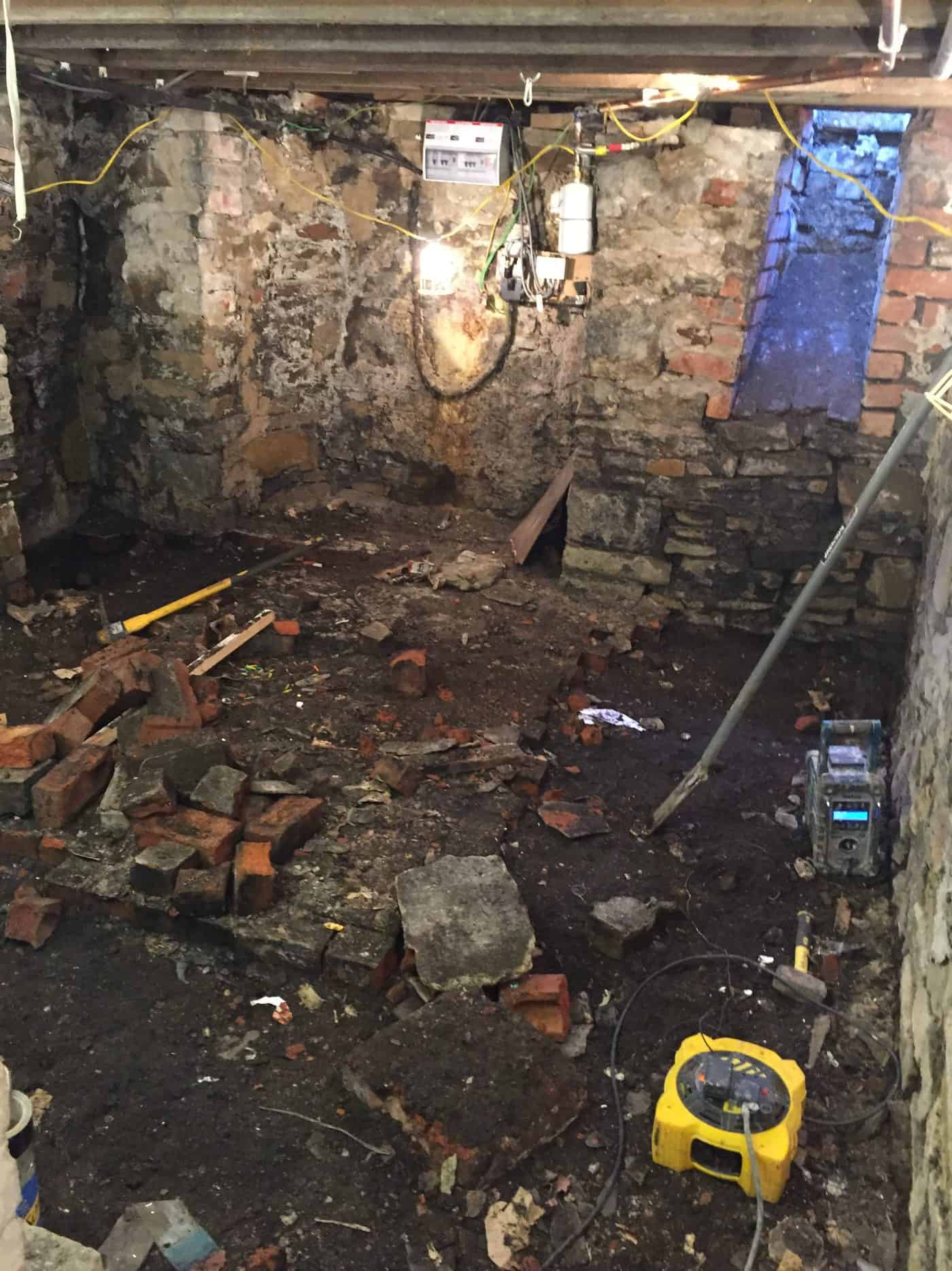 Precision Basement Conversion Sheffield 1