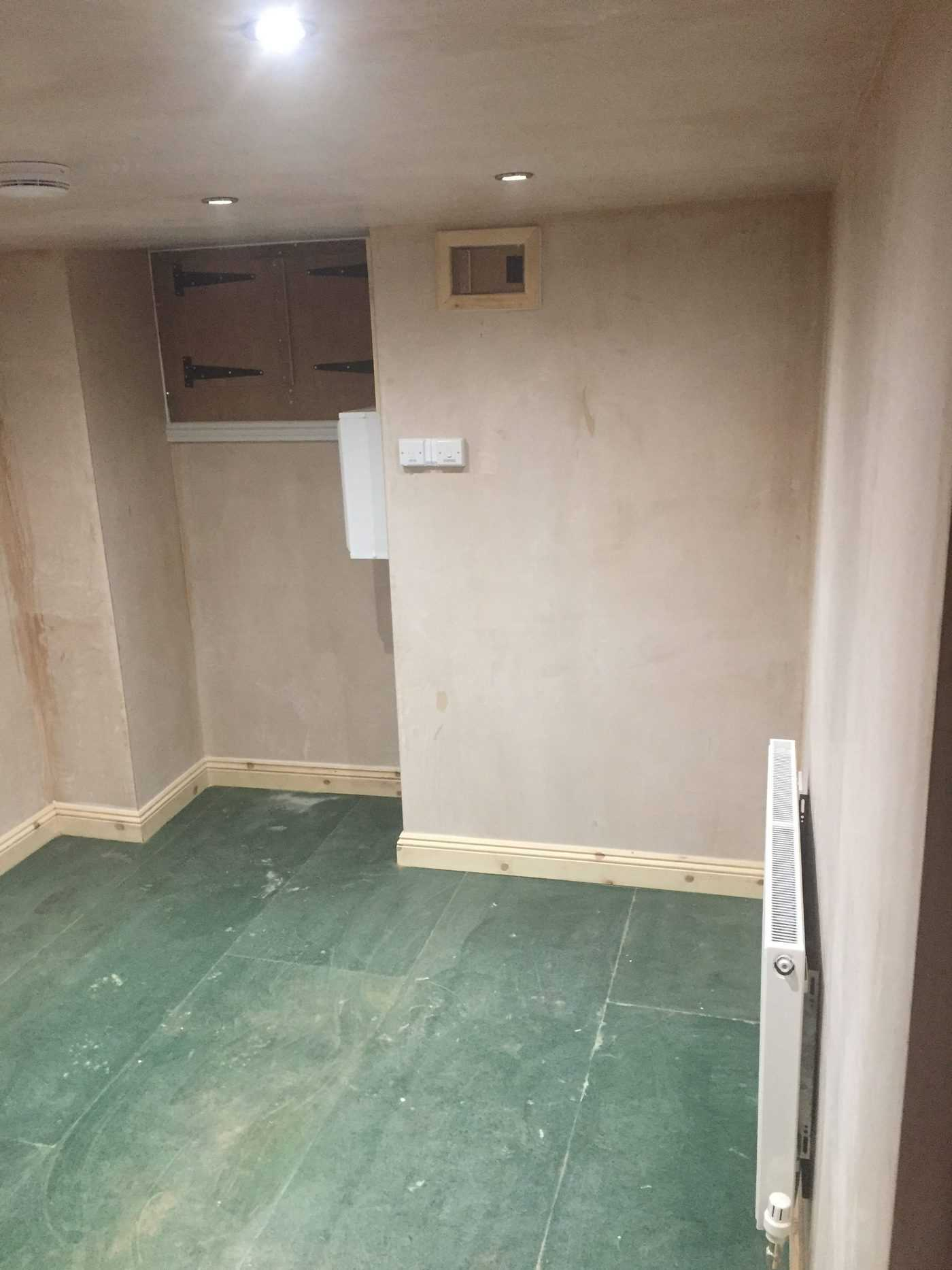 Precision Basement Conversion Sheffield 2