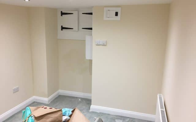 Precision Basement Conversion Sheffield